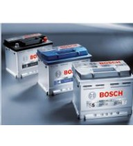 45 Amper Bosch Dar Akü