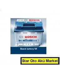 60 Amper Bosch Akü