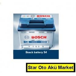 Bosch Akü Fiyatları - 60 Amper Bosch Akü