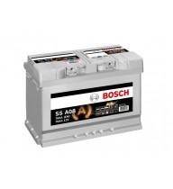 70 Amper Bosch Akü - Agm Akü - Start Stop