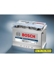 72 Amper Bosch Akü - 70 ah
