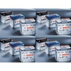 Bosch Akü Fiyatları - 75 Amper Bosch Akü - 74 ah
