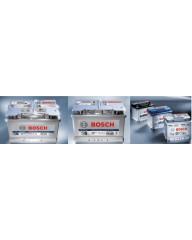 80 Amper Bosch Akü