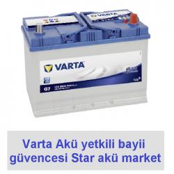 Varta Akü Fiyatları - 95 Amper Varta Akü | G7